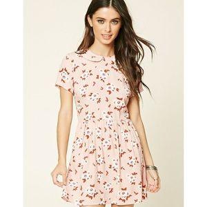 Pink Darling Floral dress